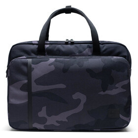 Herschel Gibson Messenger Large night camo